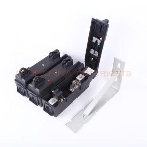 Single pole fuse switch disconnectors