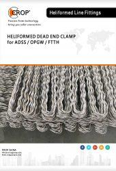 heliformed dead end clamp